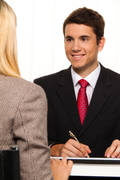 Tipps Bankgespräch
