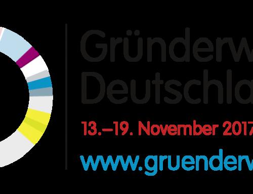 Gründerwoche Berlin 2017