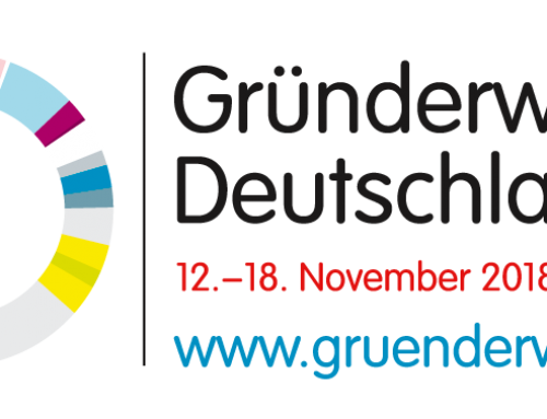 Gründerwoche Berlin 2018
